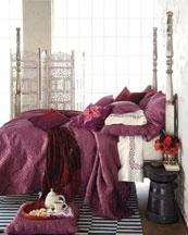 """+3547 SFERRA """"Renee"""" Bed Linens"""