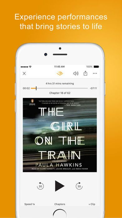 Audible audio books & podcasts by Audible, Inc.