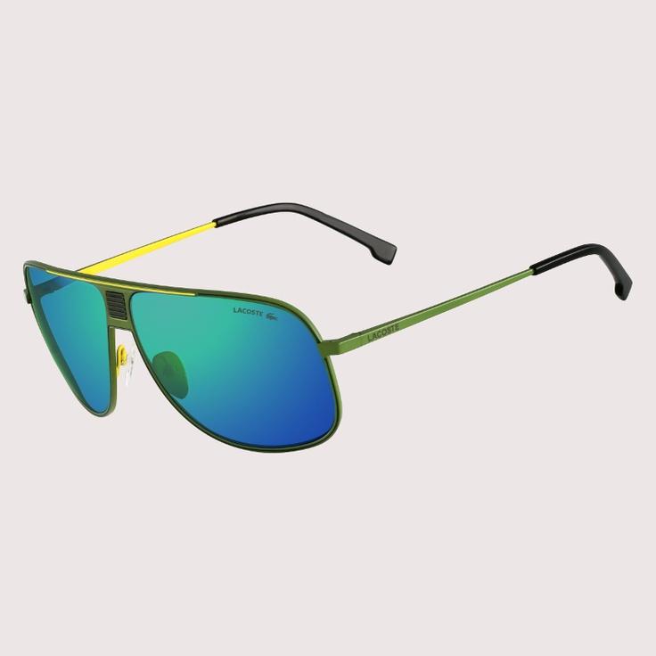 Con la collezione #sunglasses UNEXPECTED, Lacoste festeggia il suo 80° anniversario innovando, inventando ed esplorando! Reinventando le icone degli anni ottanta e muovendosi verso il futuro #Lacoste ci sorprende un'altra volta.