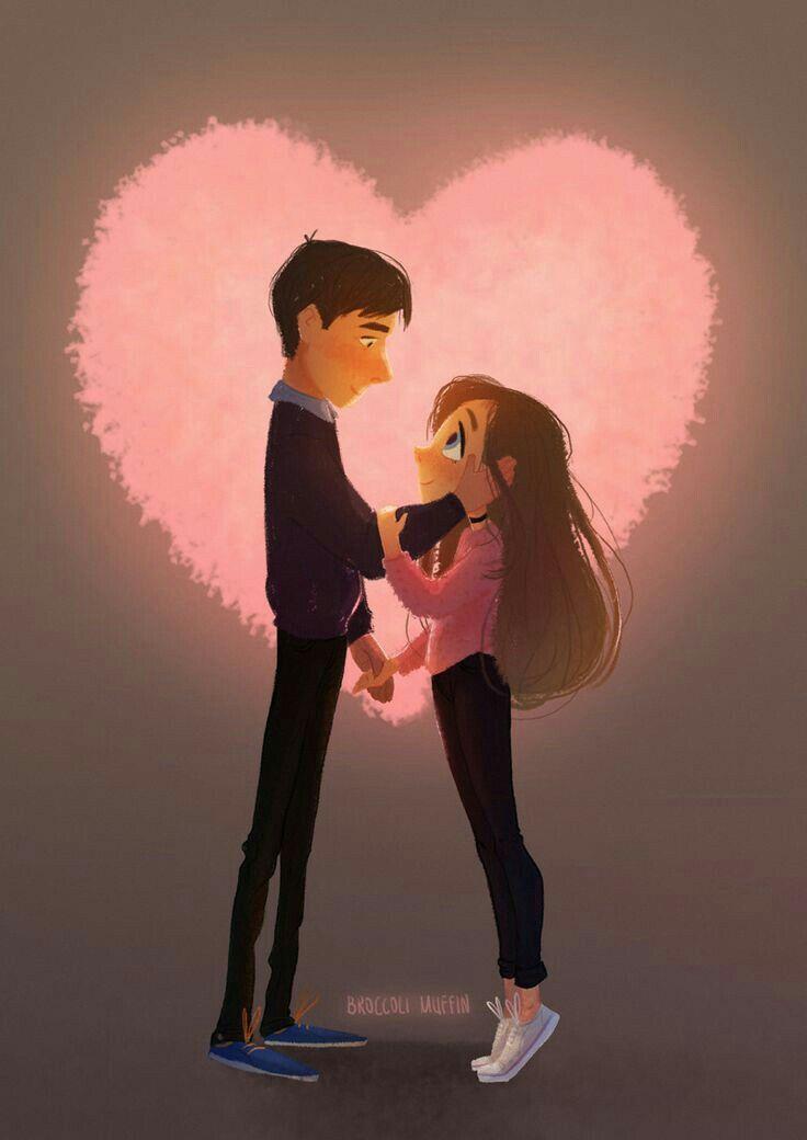 I Like You My Beautiful Heart Cute Love Cartoons Cartoons Love