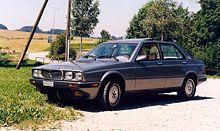 Maserati Biturbo 430 Wikipedia
