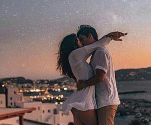 Imagen de couple, kiss, and love