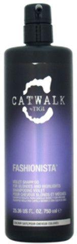 tigi - catwalk fashionista violet shampoo (25.36 oz.)