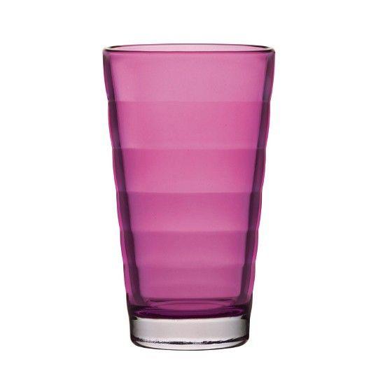 Leonardo to niemiecka marka specjalizująca się w produkcji wyrobów ze szkła dekoracyjnego i do użytku codziennego. Kolekcja Optic to zestaw kolorowych szklanek z charakterystycznymi wzorami, które z powodzeniem można używać każdego dnia jak i na domowych przyjęciach.