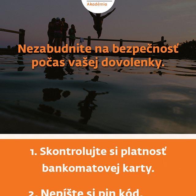 #zfp #zfpa #leto #summer #dovolenka #pin #bezpečnosť #group #akademia #banka