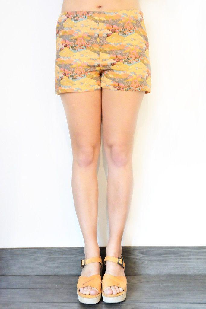 Novella Short - Atelier Delphine. Cotton, made in USA. www.sustainlux.com