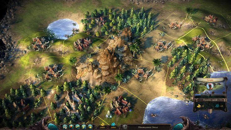 Eador Masters of the Broken World - http://gameshero.org/eador-masters-of-the-broken-world/