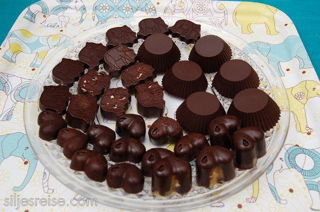 sjokolade m/fyll (norwegian recipe for raw chocolate)