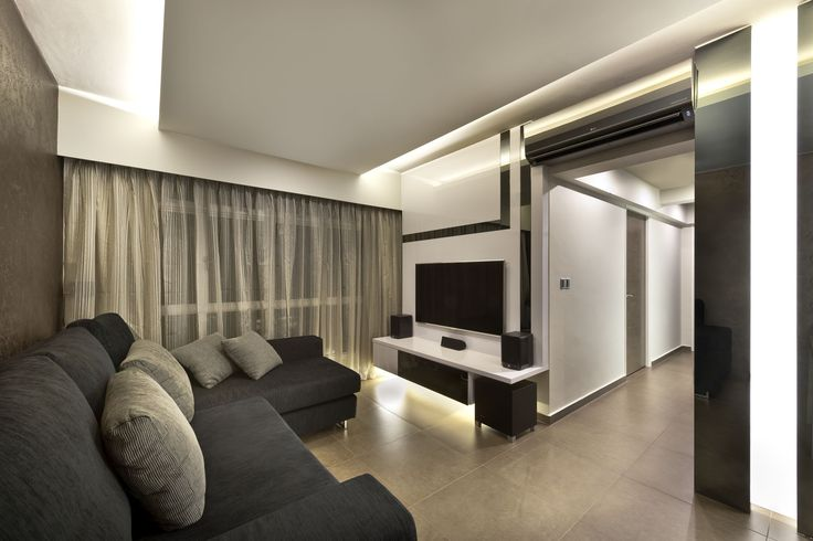 Awesome 2 Room Hdb Interior Design Http://bit.ly/2oGhgus | Home | Pinterest  | Room, Living Rooms And Interiors
