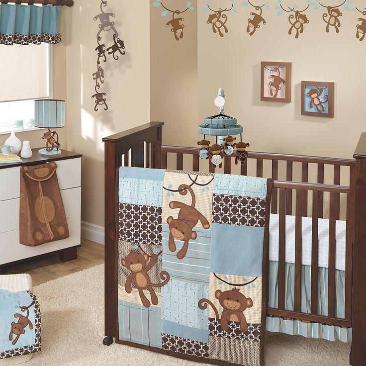 "Lambs & Ivy - Giggles - 5-Piece Crib Bedding Set - Lambs & Ivy - Babies""R""Us boys $199.99"
