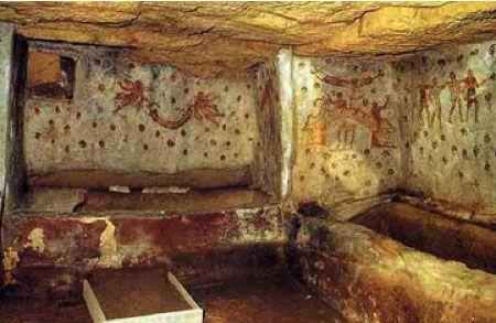 Un esempio eccezionale nell'ambito dell'arte funeraria romana in pieno centro a Marsala