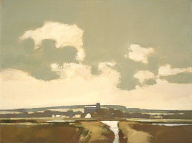 Late Summer, Salthouse by John Newland