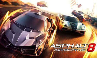 Asphalt 8 Airborne APK + MOD + Data for Android