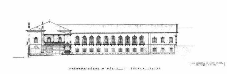 Paço Episcopal, Museu Francisco Tavares Proença Júnior, Castelo Branco.