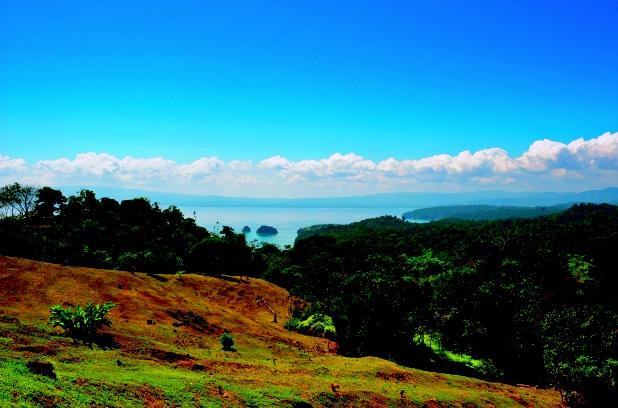Randonnée dans le parc national Corcovado