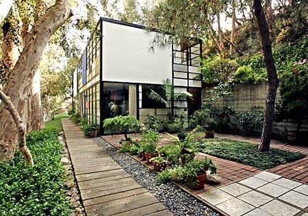 "David A. Keeps wrote this informative article, on the occasion of the formal dedication of the Eames House as a national landmark. Who can fault an article that quotes me?  ""Anybody thinking of of building a house should ""come here and take notes."" and, because I am not given to hyperbole, I added: ""There's a horrible trend in architecture today where the last person that everybody thinks about is the user.  In its concerns for practicality, use, beauty, durability and cost, the Eames House…"