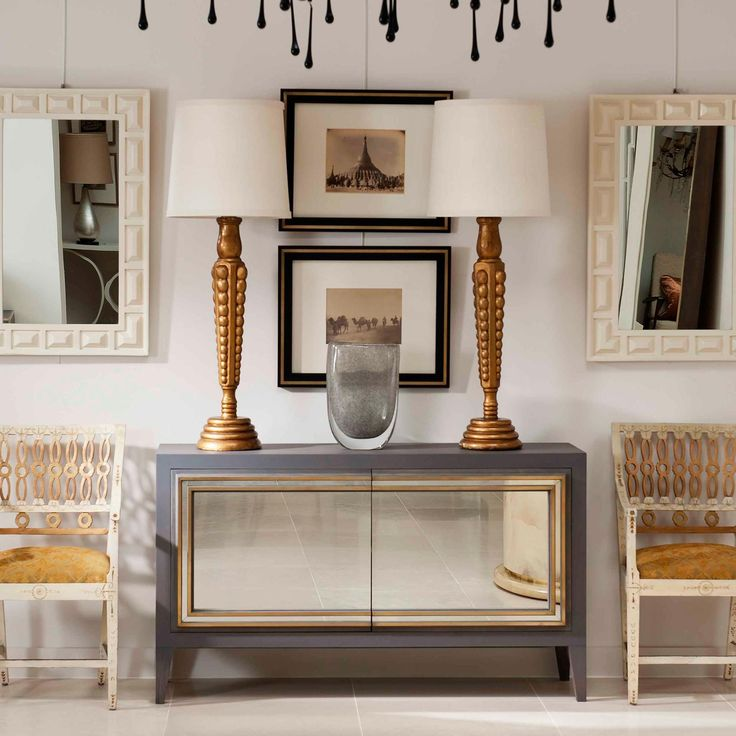 In The BI Collection By Birgit Israel. Bespoke And Vintage Furniture By  Interior Designers In Chelsea, London.