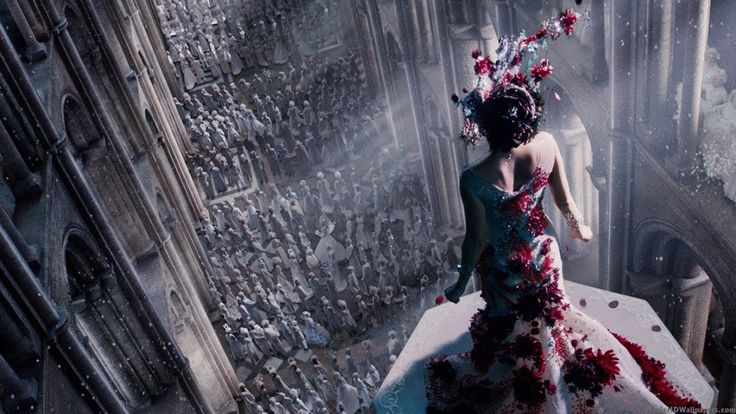 Wachowskis' Jupiter Ascending - it might suck but it will look great while it's going down in flames