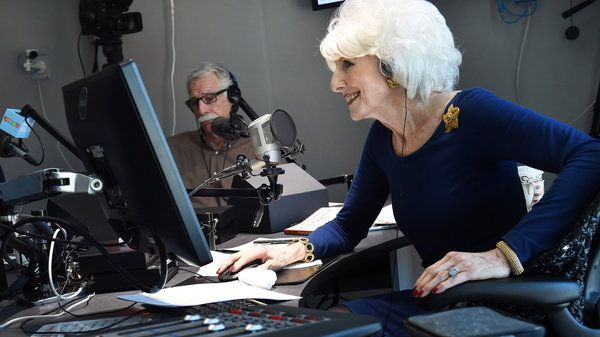 Diane Rehm will remain as host of her daily talk show through next year's presidential election.