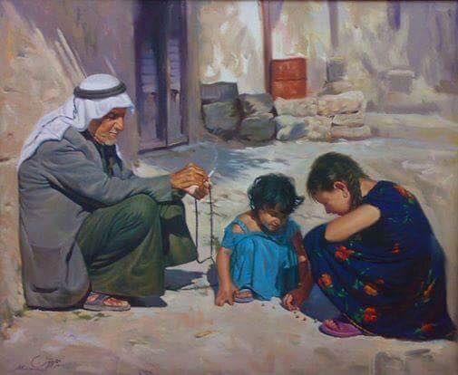 Mohammed Thanon | iraqi artist