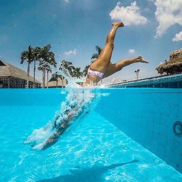 M s de 25 ideas incre bles sobre fotos piscinas en for Fotos tumblr piscina