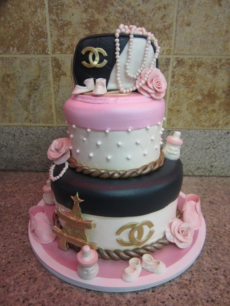 chanel baby shower | We offer a wide range of flavors and fillings...from traditional ...