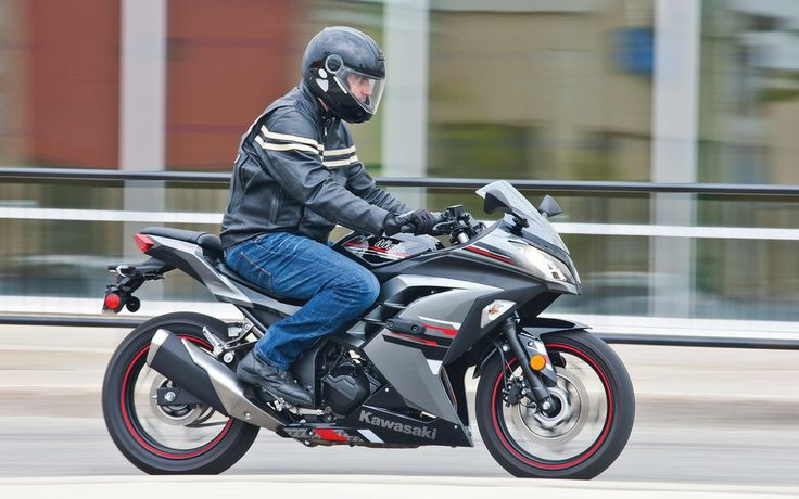 La Kawasaki Ninja 300 - Galerie de photos - Moto Journal