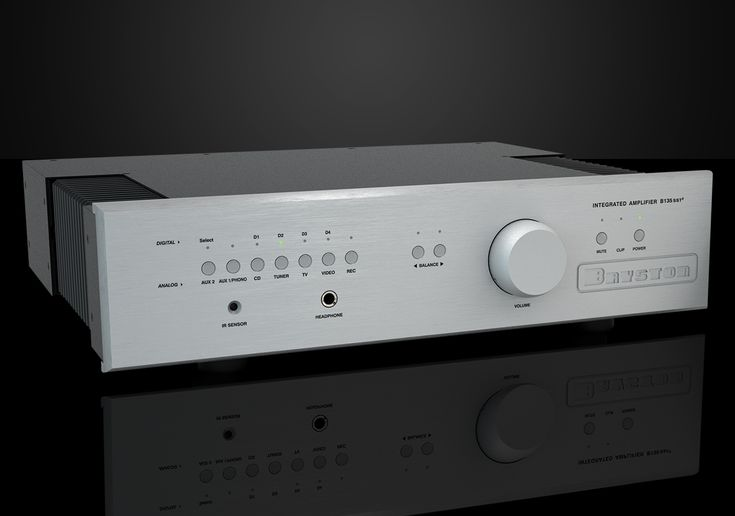 Bryston Limited: B135 SST² Integrated Amplifier