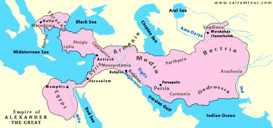 alexander the great policy of fusion I am doing a report about alexander the great one of the questions i am supposed to answer is: what was his impacts on christianity.