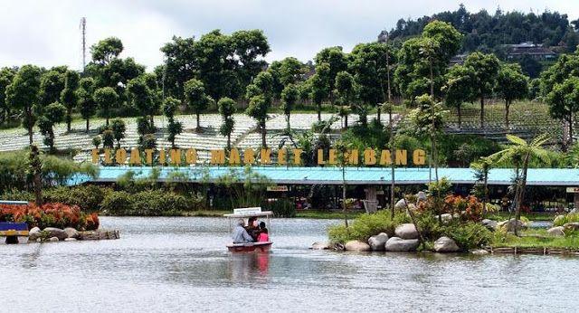 Menikmati Keunikan Yang Berbeda di Floating Market Lembang Bandung