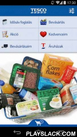 Tesco Online Groceries App  Android App - playslack.com ,  Tesco Online Groceries ApplicationThis App is exclusive to Hungarian Tesco users.Grocery shopping as easy as possibleWith the Tesco Online Groceries Application you can easily and flexibly shop your groceries from your mobile phone. You can choose from more than 20 000 products, and you may enjoy new discount offers every week. We will carefully collect and package your purchases and – as per your preference – deliver them to your…
