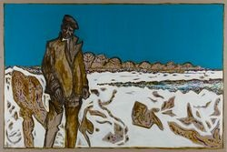 Man with Shadow - Billy Childish