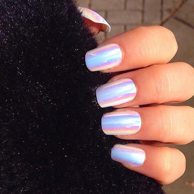 Hologram nagels