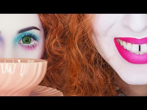Mad Hatter Makeup Tutorial ✧ Wonderland Series ✧ Courtney Little - YouTube