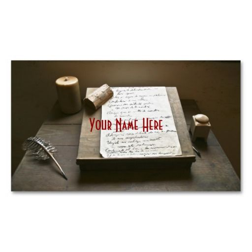 193 best images about Poet Business Cards on Pinterest