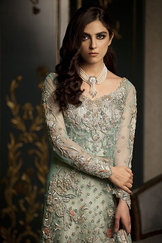 Ammara Khan's latest collection is at the top of our hit list this season-creating a line of hand embellished bridal wear! Featuring a wide array of breathtakingly beautiful designs we absolu…
