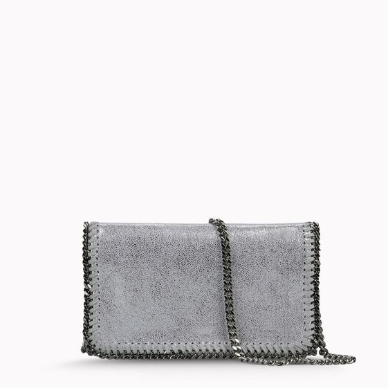 Stella McCartney, Falabella Chamois Cross Body Bag ...