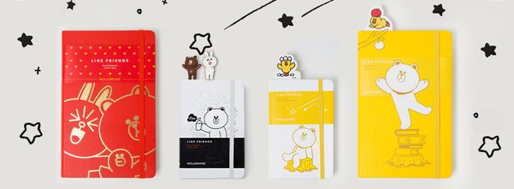 Line Friends Collection