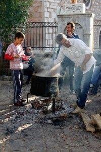 Agiasos Chestnut Festival - Lesvos