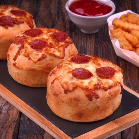 Hambúrguer de pizza – Recipes