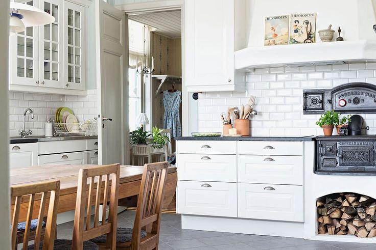 #Landhausküche #Countryküche #Küche #Eckküche Www.kueche Co.de | Küche |  Pinterest | Landhaus Küche, Landhäuser Und Küche