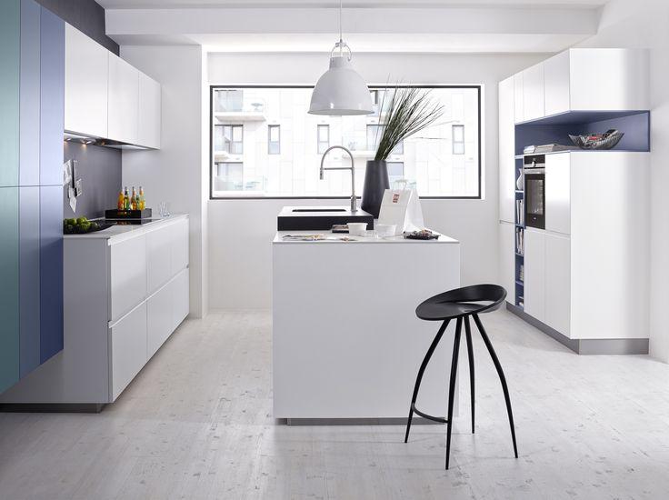 23 besten küche Bilder auf Pinterest Traumhaus, Wohnen und Küche - nolte k chen farben