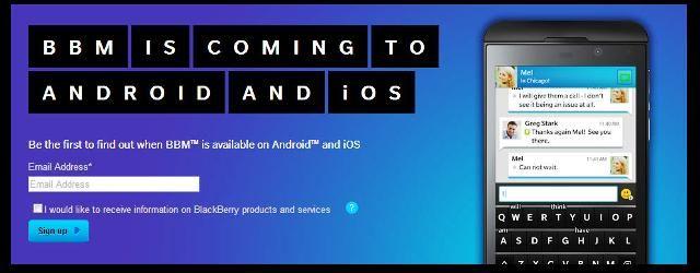 Cara Download Aplikasi BBM (Blackberry Messenger) untuk Android dan iOS