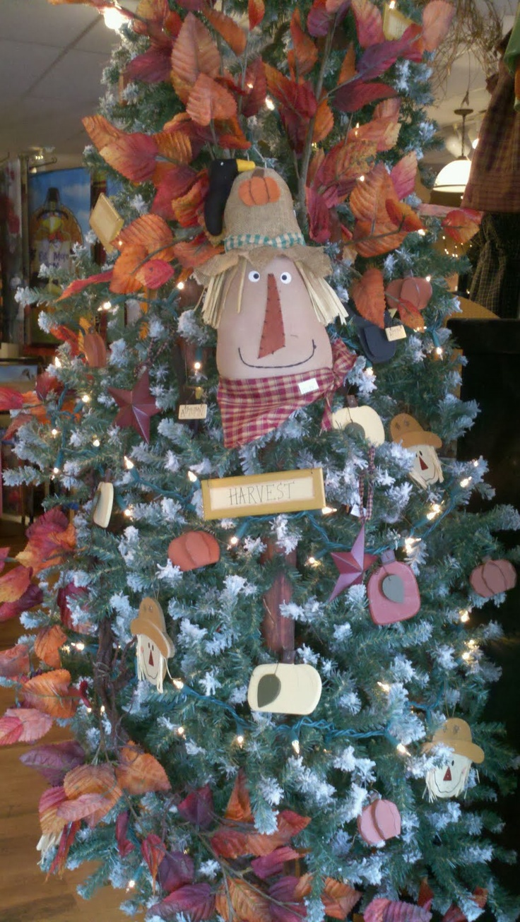 1000 images about fall in love retail inspirations on for Year round christmas tree