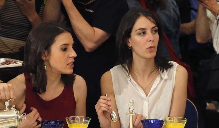 Montero y Maestre apuntan a que las discrepancias en Podemos sólo conducirán a debilitar a la formación
