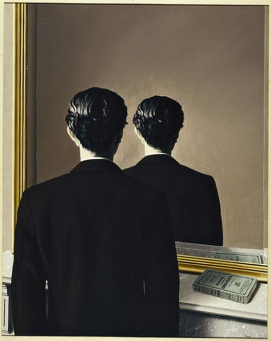 Rene Magritte Not to be Reproduced                                                                                                                                                                                 More