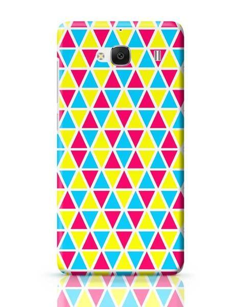 Seamless Aztec Pattern Redmi 2 / Redmi 2 Prime Covers Cases Online India