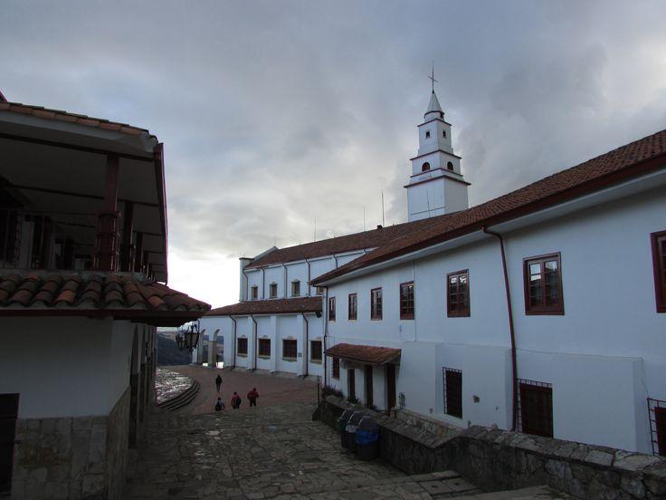 Monserrate church Bogota. http://www.cerromonserrate.com/