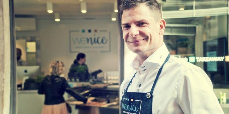 Matteo Finotti racconta WEnice: la gastronomia con la Pescheria intorno