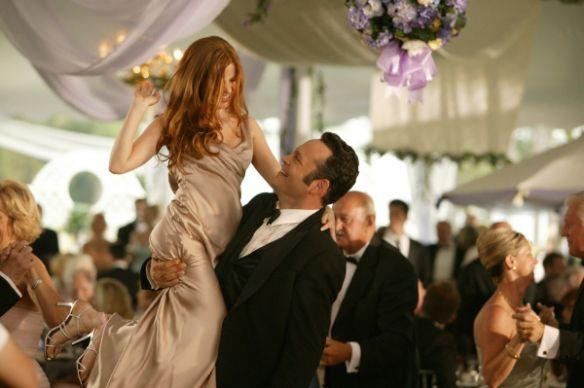 MATRIMONIO DA FILM: GLI ABITI DELLE DAMIGELLE DI 2 SINGLE A NOZZE By www.SomethingTiffanyBlue.com